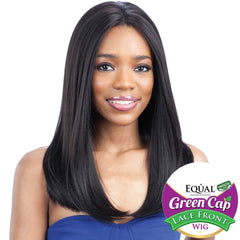 FreeTress Equal Green Cap Lace Front Wig - GENESIS