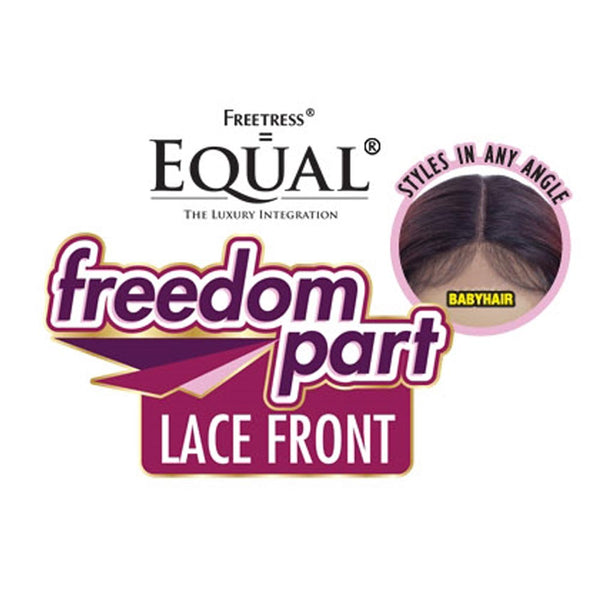 FreeTress Equal Freedom Part Lace Front Wig - LACE 203