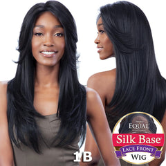 FreeTress Equal Silk Base Lace Front Wig - SILK TESS