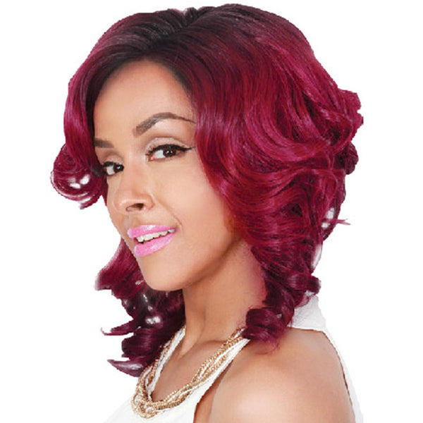 Zury Sis A-Line Cut Lace Front Wig - MIKA