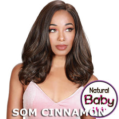Sis Beyond Deep Side Part Lace Front Wig - GINA