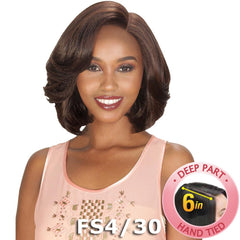 "Zury Sis Beyond 6"" Deep Part Lace Front Wig - LAKE"