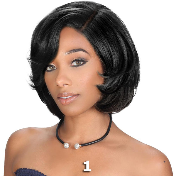 Sis Beyond Deep Part Lace Front Wig - SOLLY