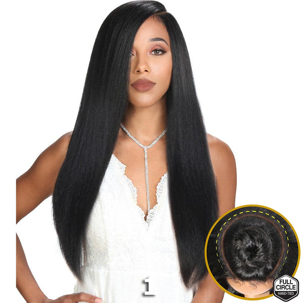Sis Beyond Moon-Part Lace Front Wig - KITTY