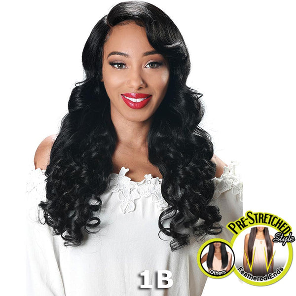 Zury Sis Beyond Pre-Stretched Light Weight Lace Front Wig - MINT