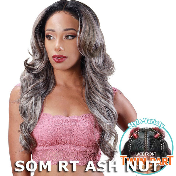 Zury Sis Beyond Twin-Part Lace Front Wig - BLAST 24'