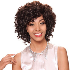Hollywood Sis Unprocessed Brazilian Remy Human Hair Wig - OPRAH