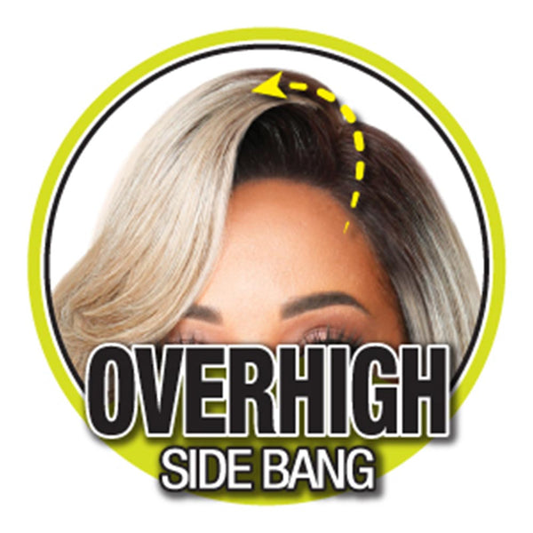 Zury Sis Diva Overhigh Side Bang HD-Lace Wig - FRESH