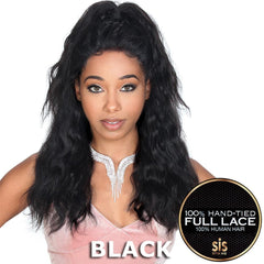 Zury Sis Royal 100% Human Hair Swiss Full Lace Wig - RUBY