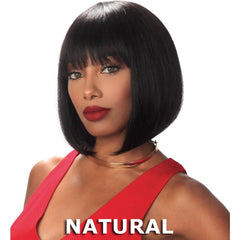 Hollywood Sis Unprocessed Brazilian Remy Human Hair Wig - ANICE
