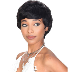 Zury Sis Hollywood 100% Human Hair Wig - ASIA