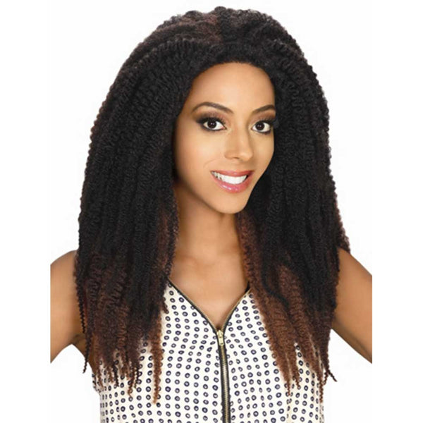Hollywood Sis Afro Lace Braid Wig - MALI TWIST