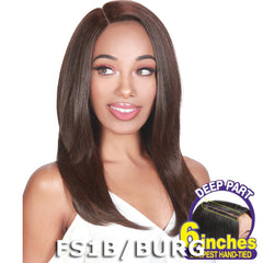 "Sis Slay 6"" Deep Part Lace Front Wig - FIA"