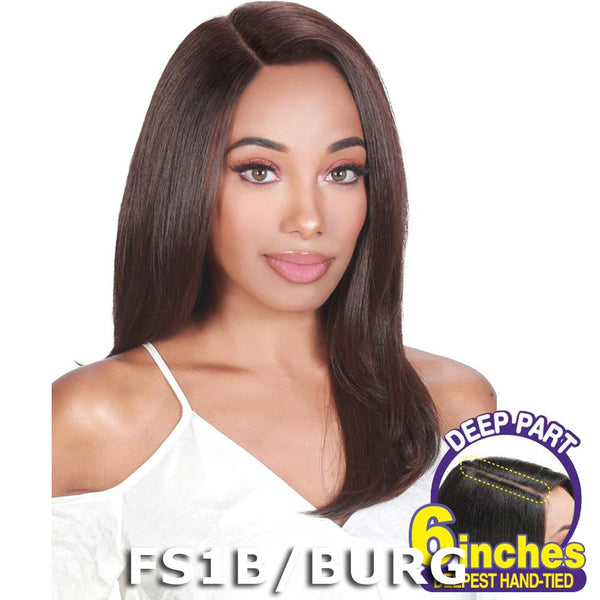 "Zury Sis Slay 6"" Deep Part Lace Front Wig - FIA"
