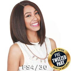 Sis Royal Pre-Tweezed Part Swiss Lace Front Wig - CHIA 14""