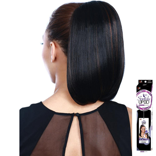 BobbiBoss Speedy Up Do Drawstring Ponytail - NATURAL-M