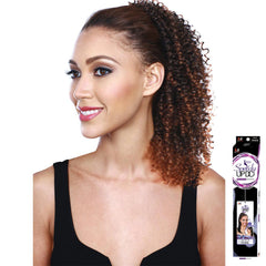 BobbiBoss Speedy Up Do Drawstring Ponytail - WATER CURL