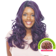 Janet Collection Super Flow Deep Part Lace Wig - PHILA