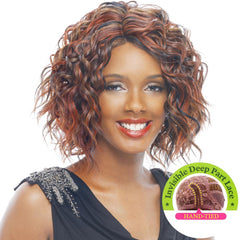 Janet Collection Super Flow Deep Part Lace Wig - RANIA
