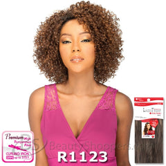 Sensual Vella Vella Collection Futura Hair Natural Front Lace Wig - IRIS