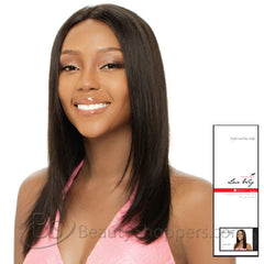 Sensual Vella Vella Collection Remy Human Hair Lace Wig - STW (Straight) (Wet & Wavy)