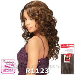 Sensual Vella Vella Collection Futura Hair Natural Front Lace Wig - VICTORIA