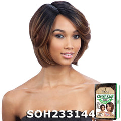 FreeTress Equal Synthetic Hair Green Cap Wig - 011