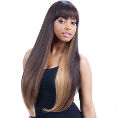Shake-N-Go FreeTress Equal Whole Lace Wig - CATS EYE (OM2730613)
