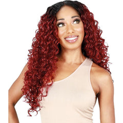 Zury Sis NaturaliStar ThinTop Synthetic Hair Lace Front Wig - Dion