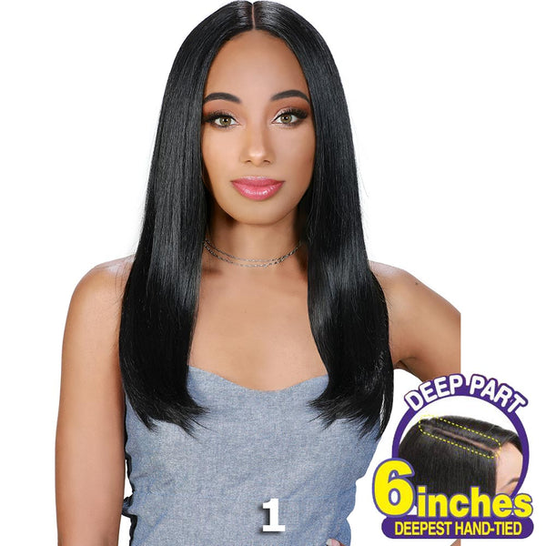 "Zury Sis Slay 6"" Deep Part Lace Front Wig - BIA"