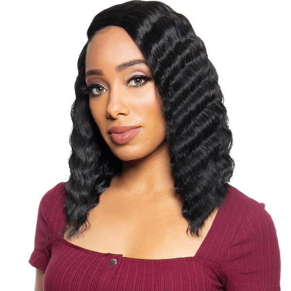 "Zury Sis Beyond 5"" Part Lace Front Wig - CRIMP 12"""