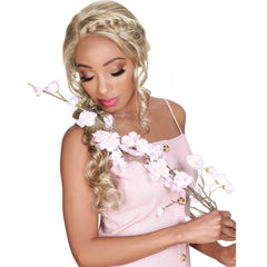 "Zury Sis Beyond 5"" Side Part Lace Front Wig - MUZI"