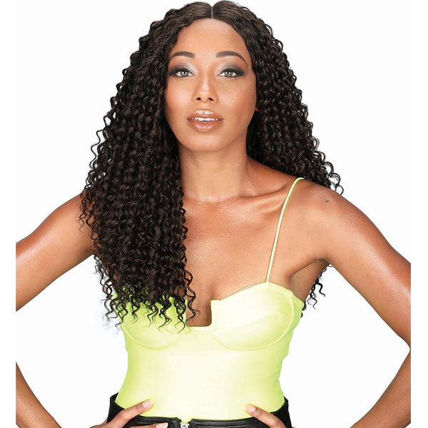 Zury Sis Beyond Lace Front Hair Wig - WATER WAVE