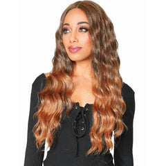 Zury Sis Fit Cap Synthetic Hair HD Lace Front Wig - LIMO 24""