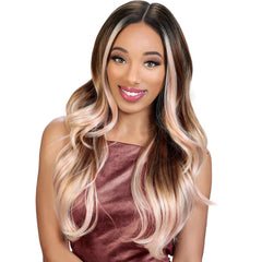 "Zury Sis Flawless 13""X4"" Free Parting Lace Front Wig - GLORY"