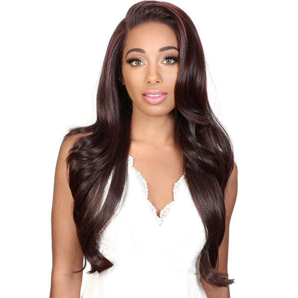 "Zury Sis Flawless 13""X4"" Free Parting Lace Front Wig - LUI"