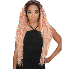 "Zury Sis Flawless 13""X4"" Free Parting Lace Front Wig - LUNA"