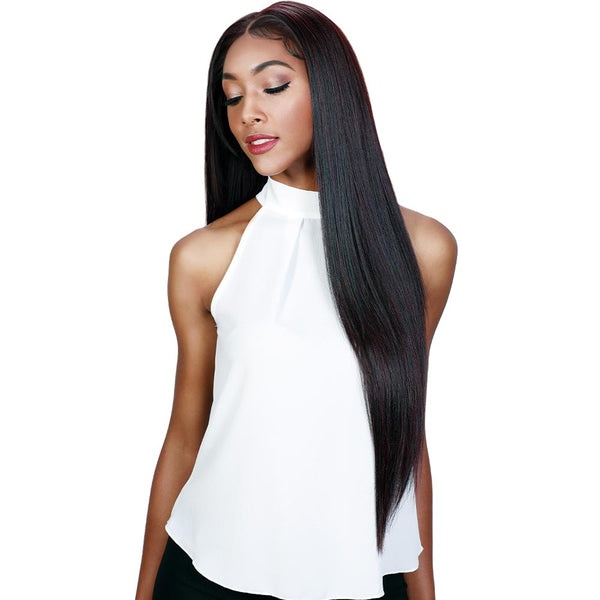 "Zury Sis Flawless 13""X4"" Free Parting Lace Front Wig - BREA"