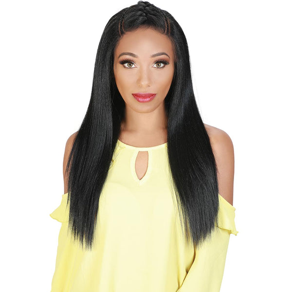 "Zury Sis Flawless 13""X4"" Free Parting Lace Front Wig - BRIT"