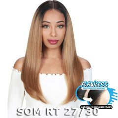 Zury Sis Royal Flawless Pre-Tweezed Hairline Lace Front Wig - HOPE