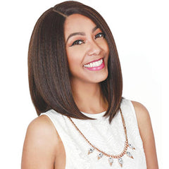 Zury Sis Royal Pre-Tweezed Part Swiss Lace Front Wig - CHIA 14""