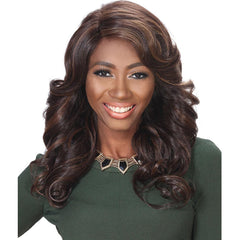 Zury Sis Royal Swiss Lace Front Wig - Crush