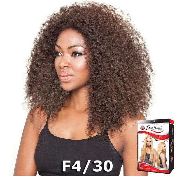 ISIS Red Carpet Synthetic Hair Lace Front Wig - RCP716 AFRO KINKY 12""