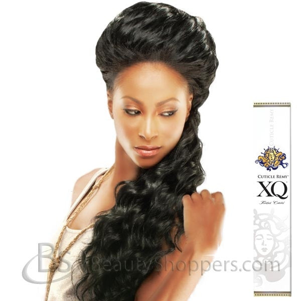 Cuticle Remy XQ Human Hair Weave - SENSUOUS WAVE