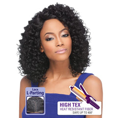 "Outre Synthetic Hair ""L"" Part Lace Front Wig - DONNA"