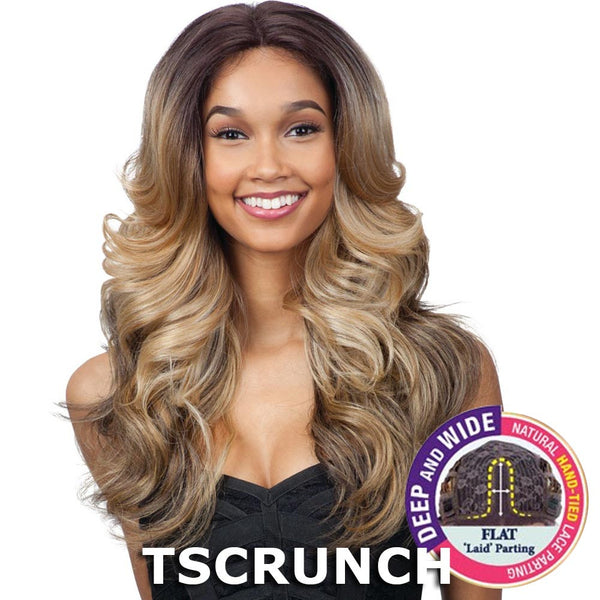 FreeTress Equal Delux Lace Front Wig - CAMERON