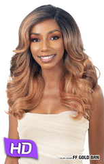 FreeTress Equal Natural Me Pre-Plucked HD Lace Front Wig - Ariyah