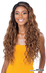 "Shake-N-Go FreeTress Equal Hair 5"" Deep Front Lace Wig  - Yelena"