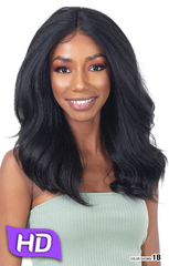 FreeTress Equal Natural Me Pre-Plucked HD Lace Front Wig - May