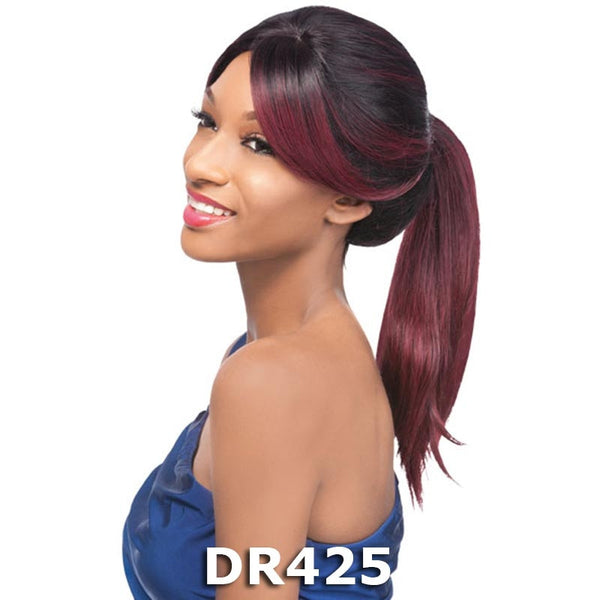 Outre Synthetic Hair Pre-Styled Lace Front Wig - HIGH TIE CECE
